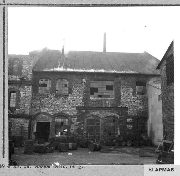 1st floor accomodation for female prisoners 1966 APMAB 10173