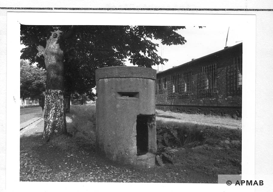 AIr raid bunker. 1960 APMAB 21304 10