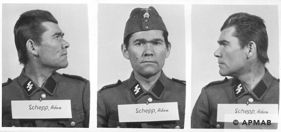 Adam Schepp APMAB 1959