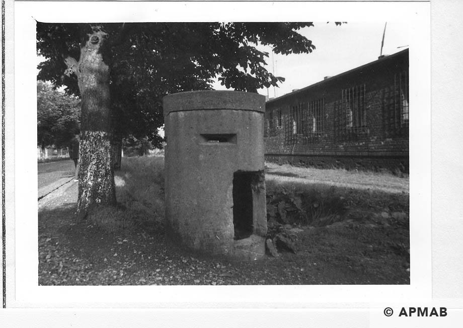 Air raid bunker. 1960 APMAB 21304 8