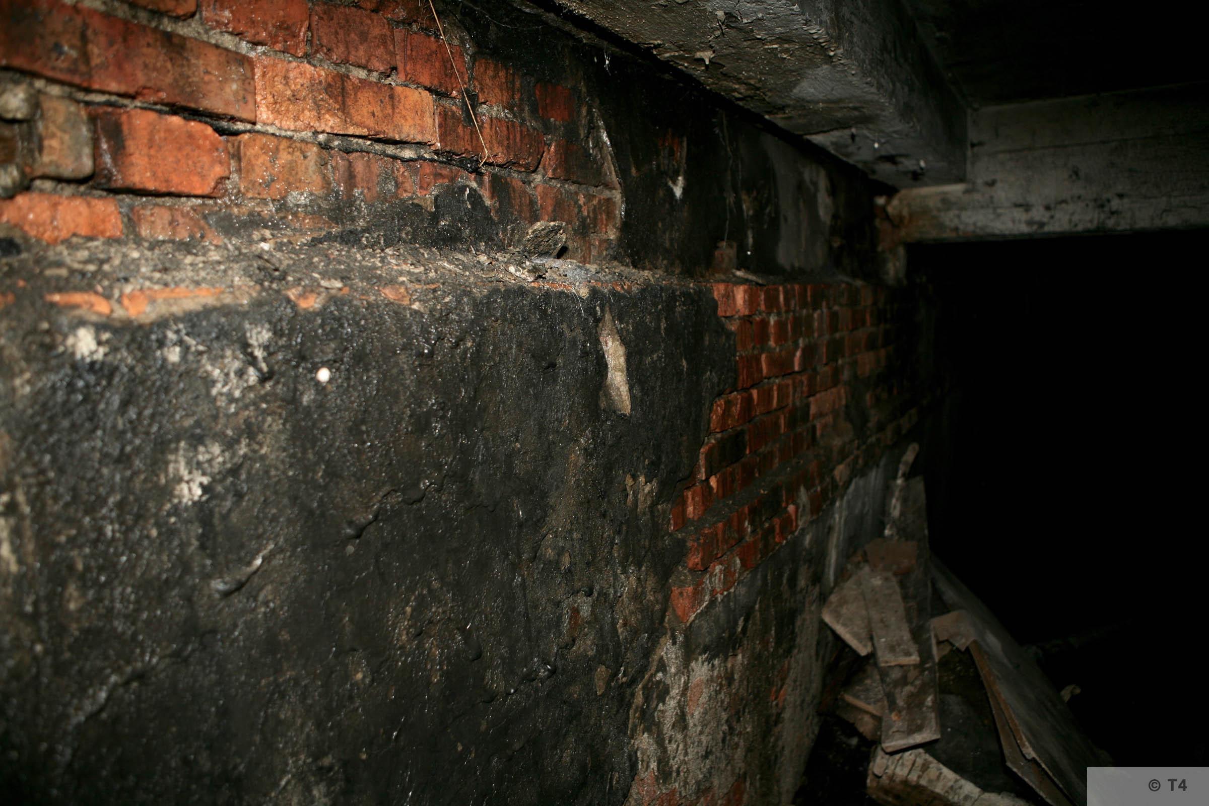 Air raid bunker. 2006 T4 3778