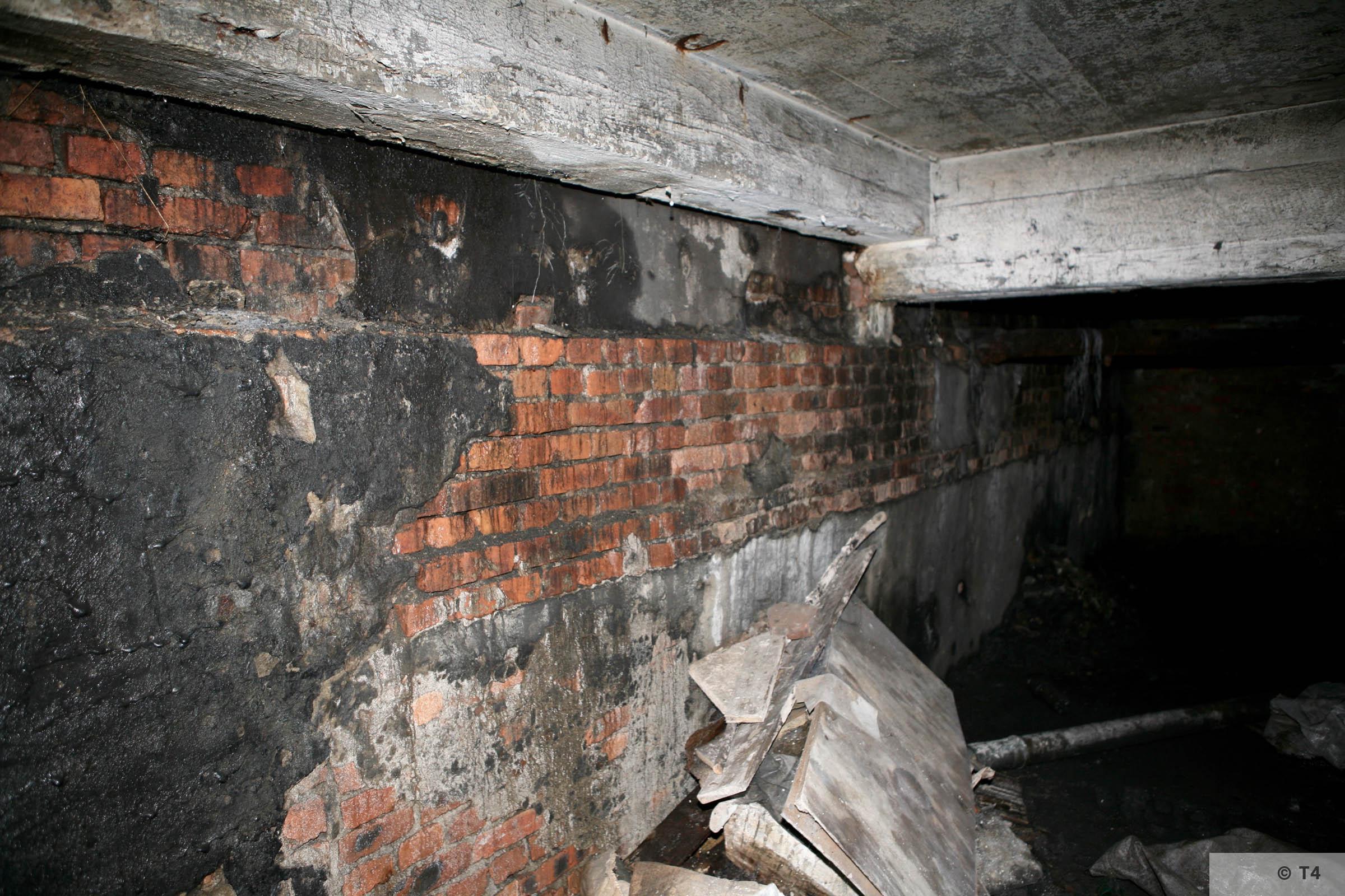 Air raid bunker. 2006 T4 3779