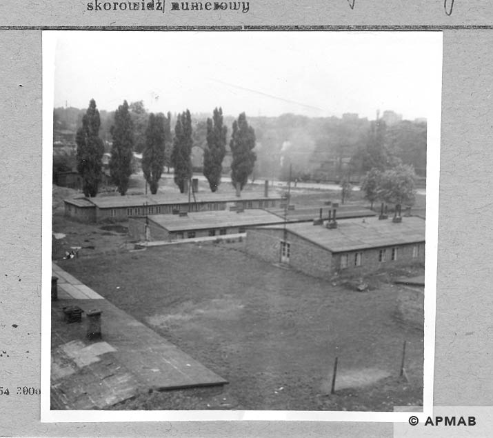 Annarampe barracks for prisoners. 1966 APMAB 9776
