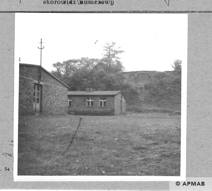 Annarampe barracks for prisoners. 1966 APMAB 9783
