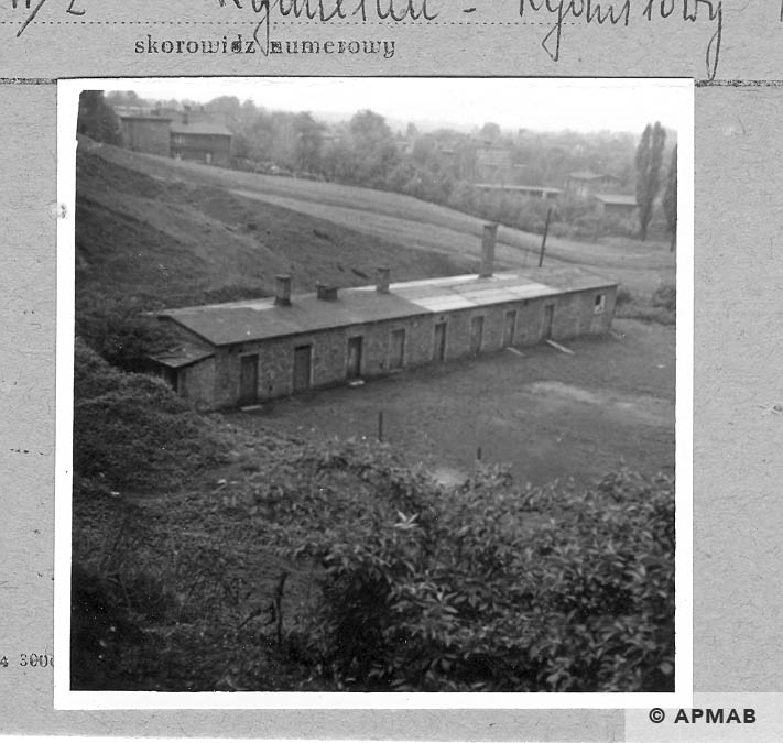 Annarampe storehouse. 1966 APMAB 9777