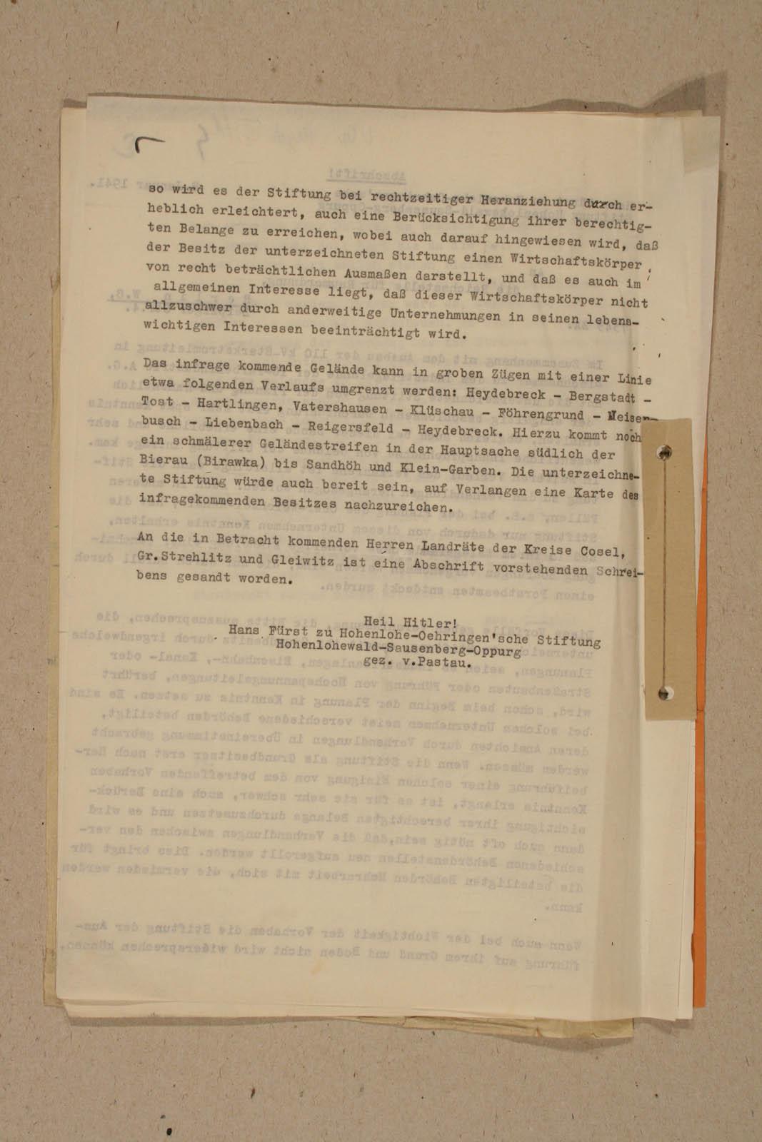 Archiwum Panstwowe w Katowicach Land Pl 12 120 609 05