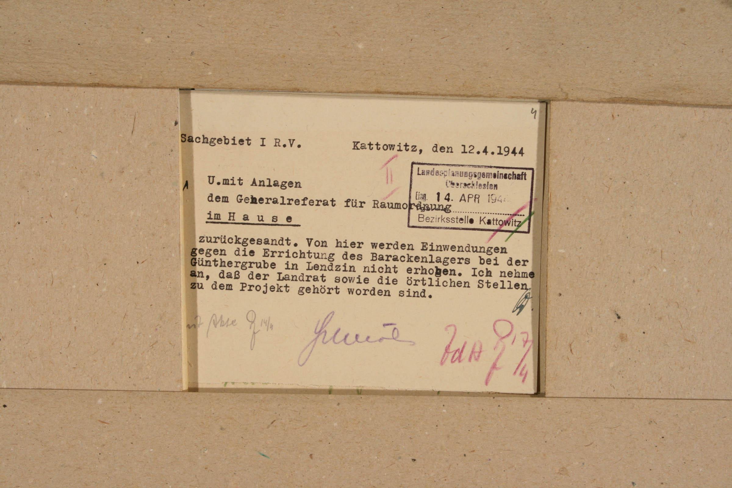 Archiwum Panstwowe w Katowicach Land Pl 12 120 708 04