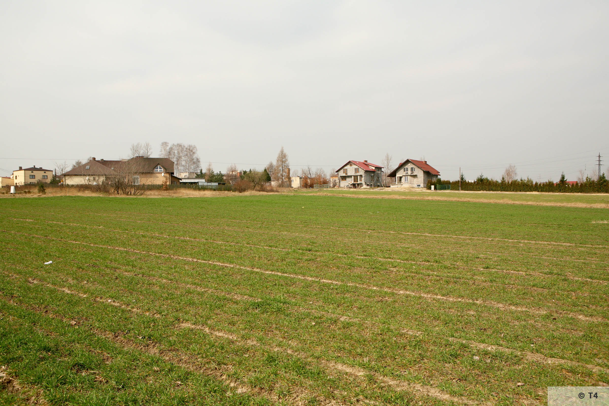 Area of former Lager Heimat. 2006 T4 3305