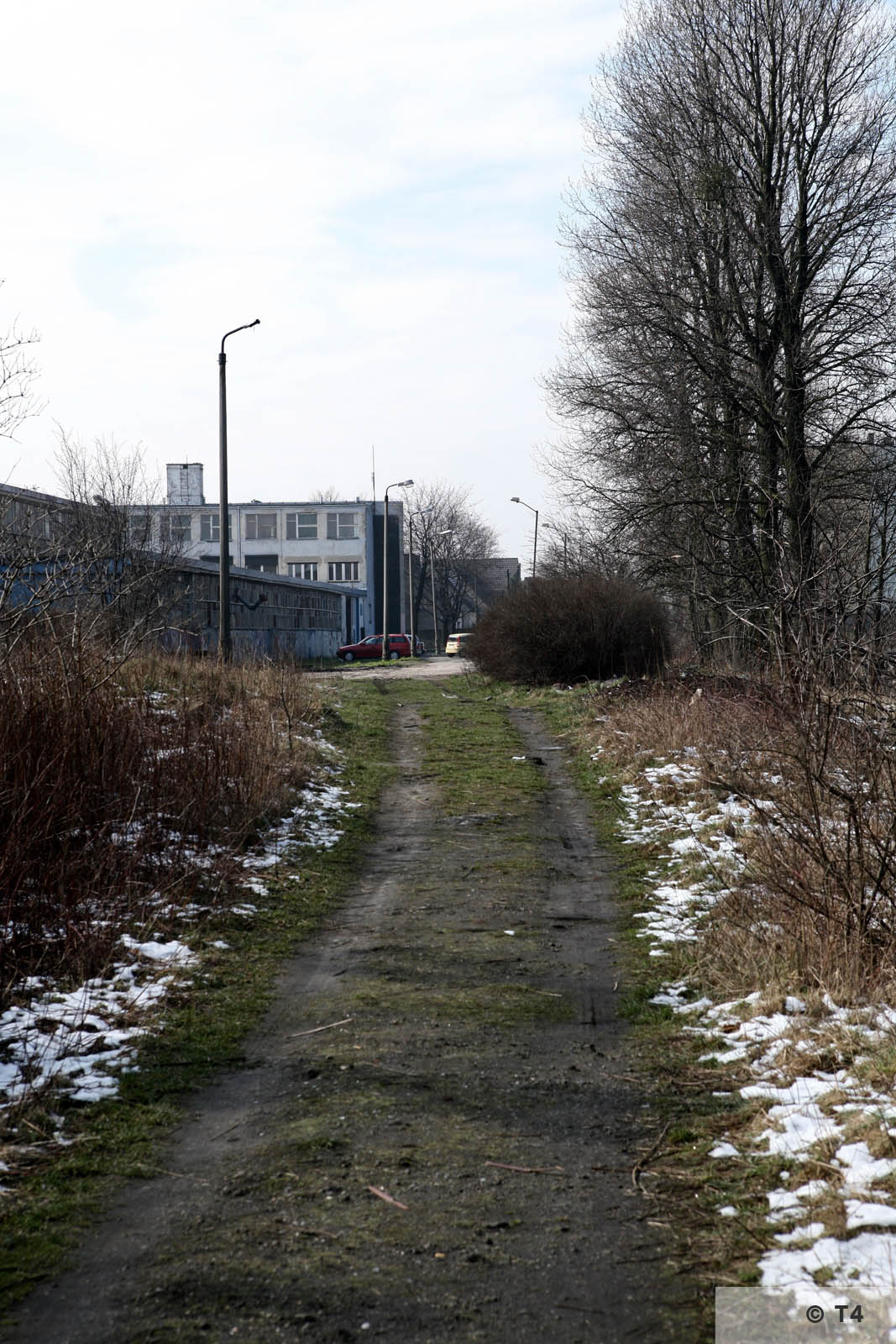 Area of former sub camp Gleiwitz I. 2006 T4 5754