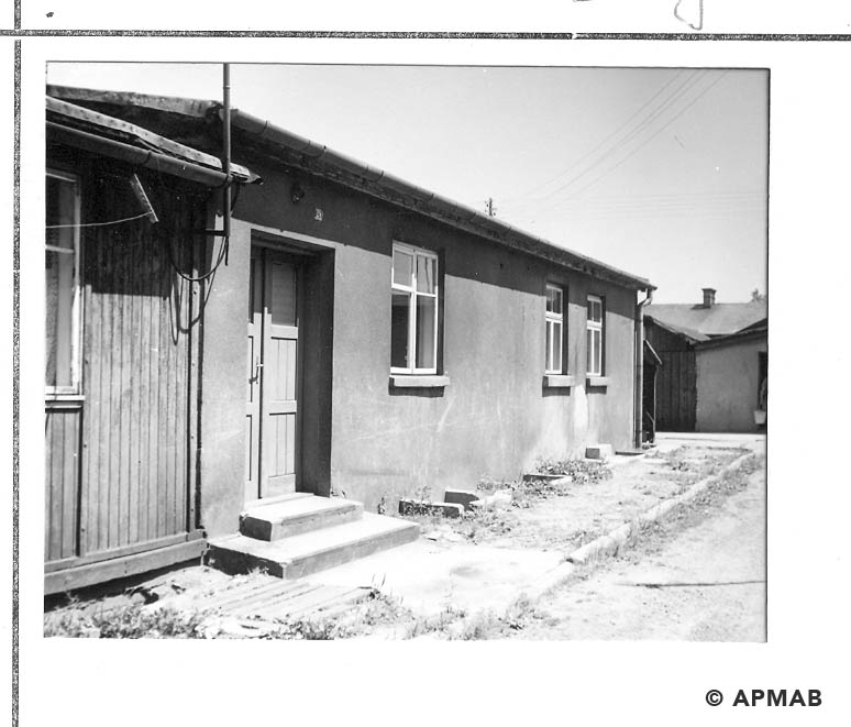 Barrack No 11. 1968 APMAB 14348