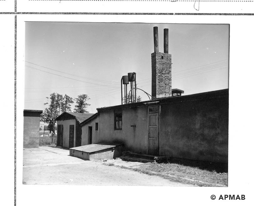 Barracks No 12 and 13. 1968 APMAB 14349