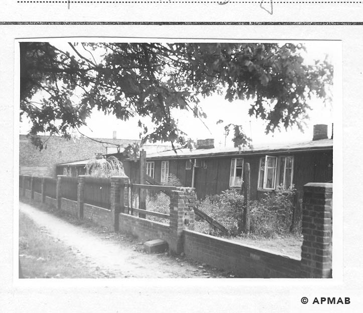 Barracks No 16 and 17. 1968 APMAB 14377