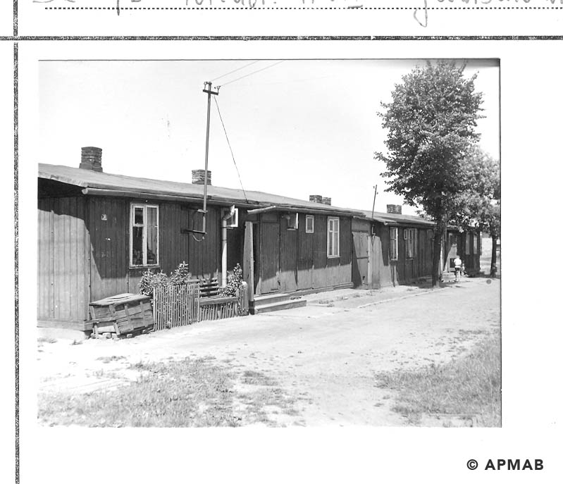 Barracks No 3 and 4. 1968 APMAB and14338