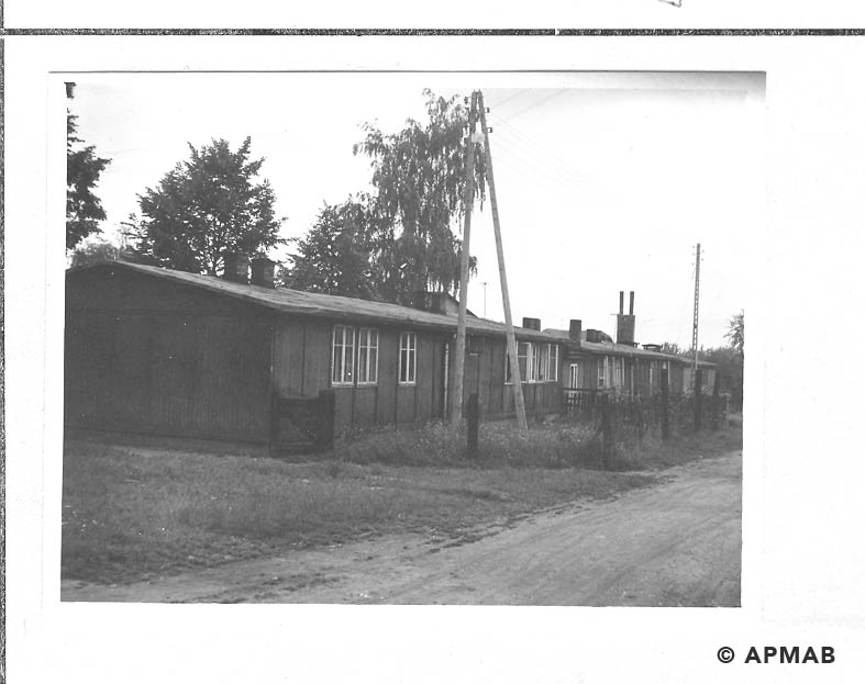 Barracks No14 and 15. 1968 APMAB 14375
