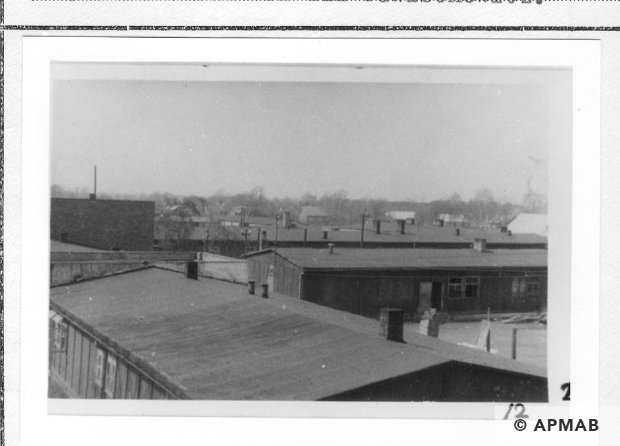 Barracks. 1960 to 1965 APMAB 21080 2