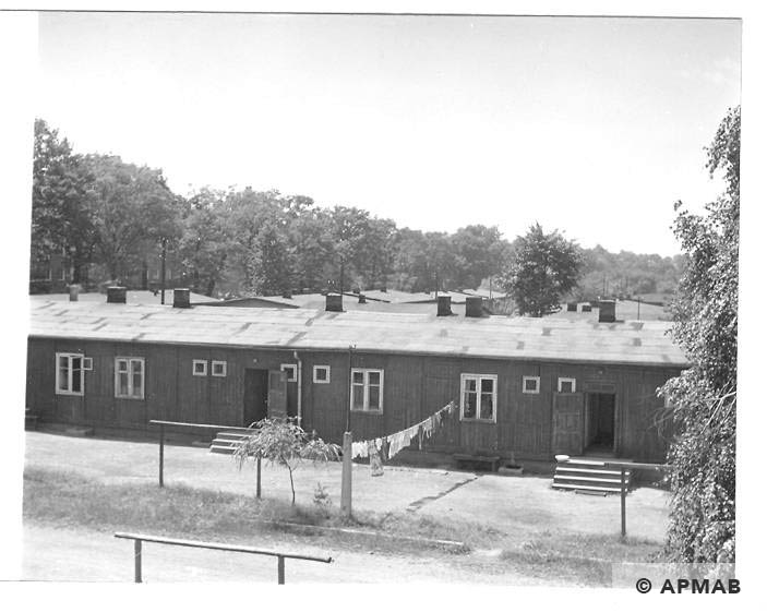 Barracks. 1968 APMAB 14365