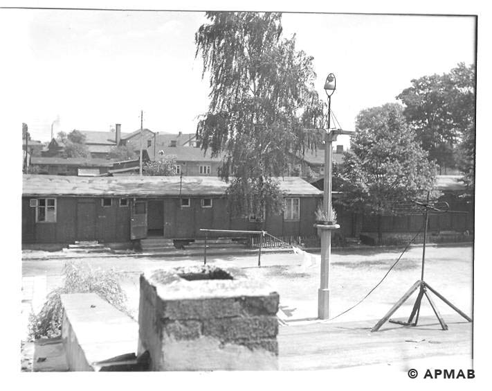 Barracks. 1968 APMAB 14367