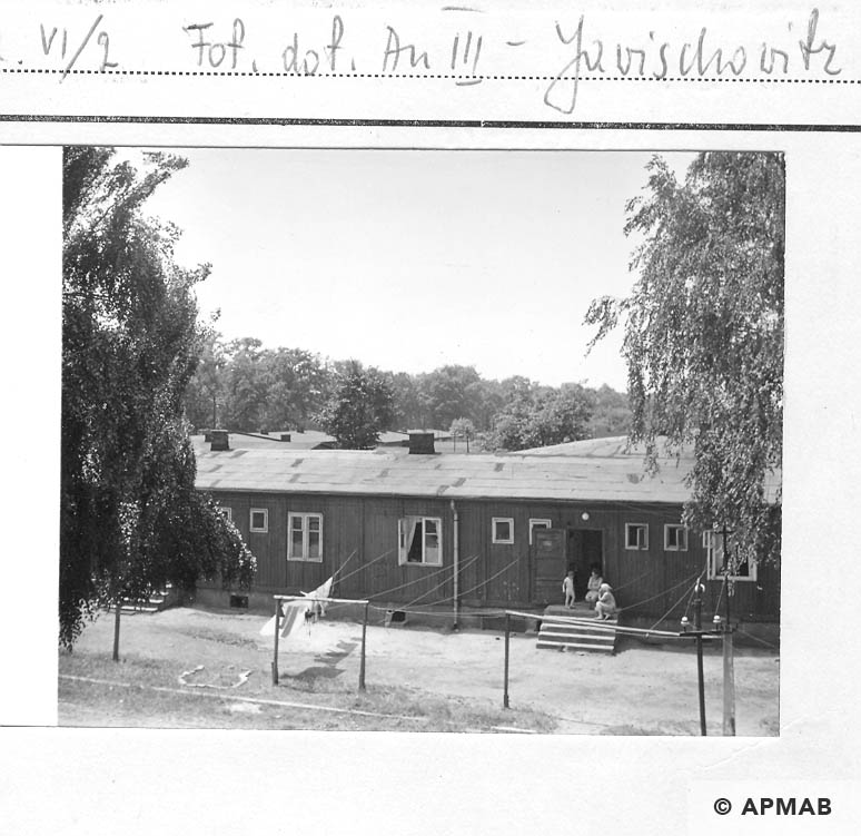 Barracks. 1968 APMAB 14368