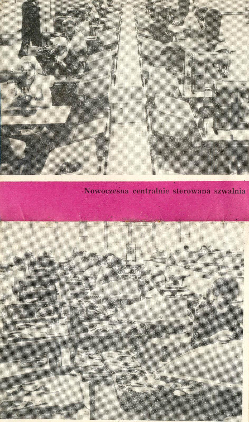Bata Factory PZPS 1932-77 Tomasz Batta Memorial House