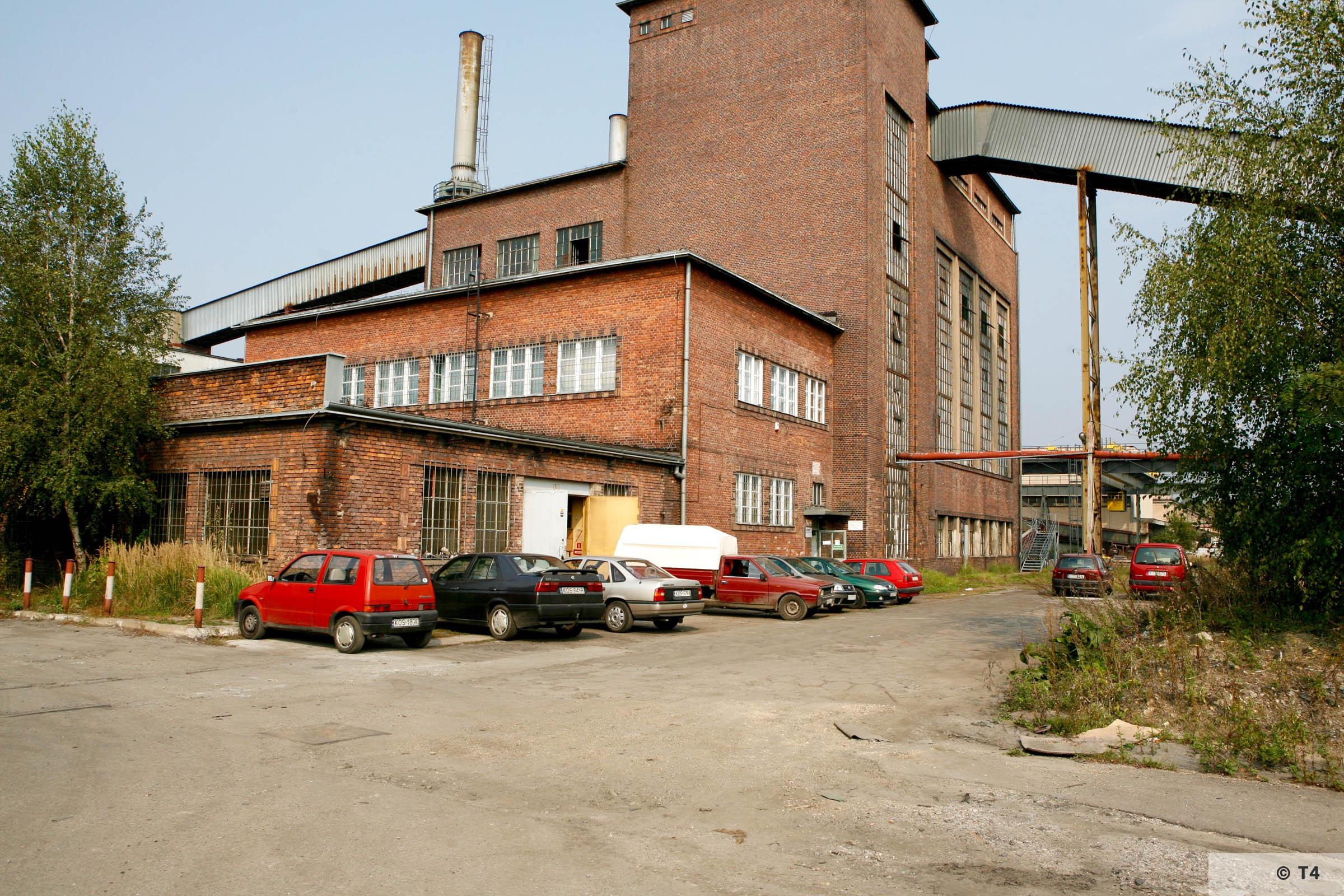 Bata factory. 2006 T4 1634