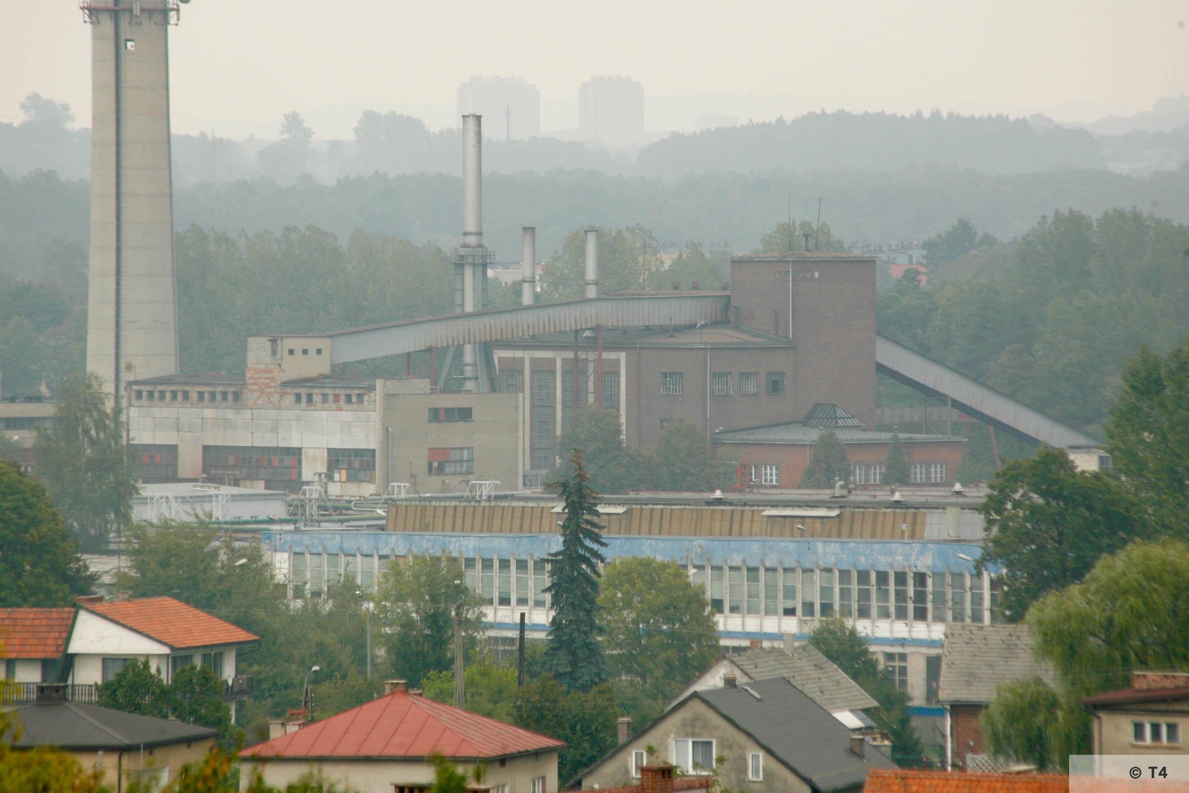 Bata factory. 2006 T4 1674