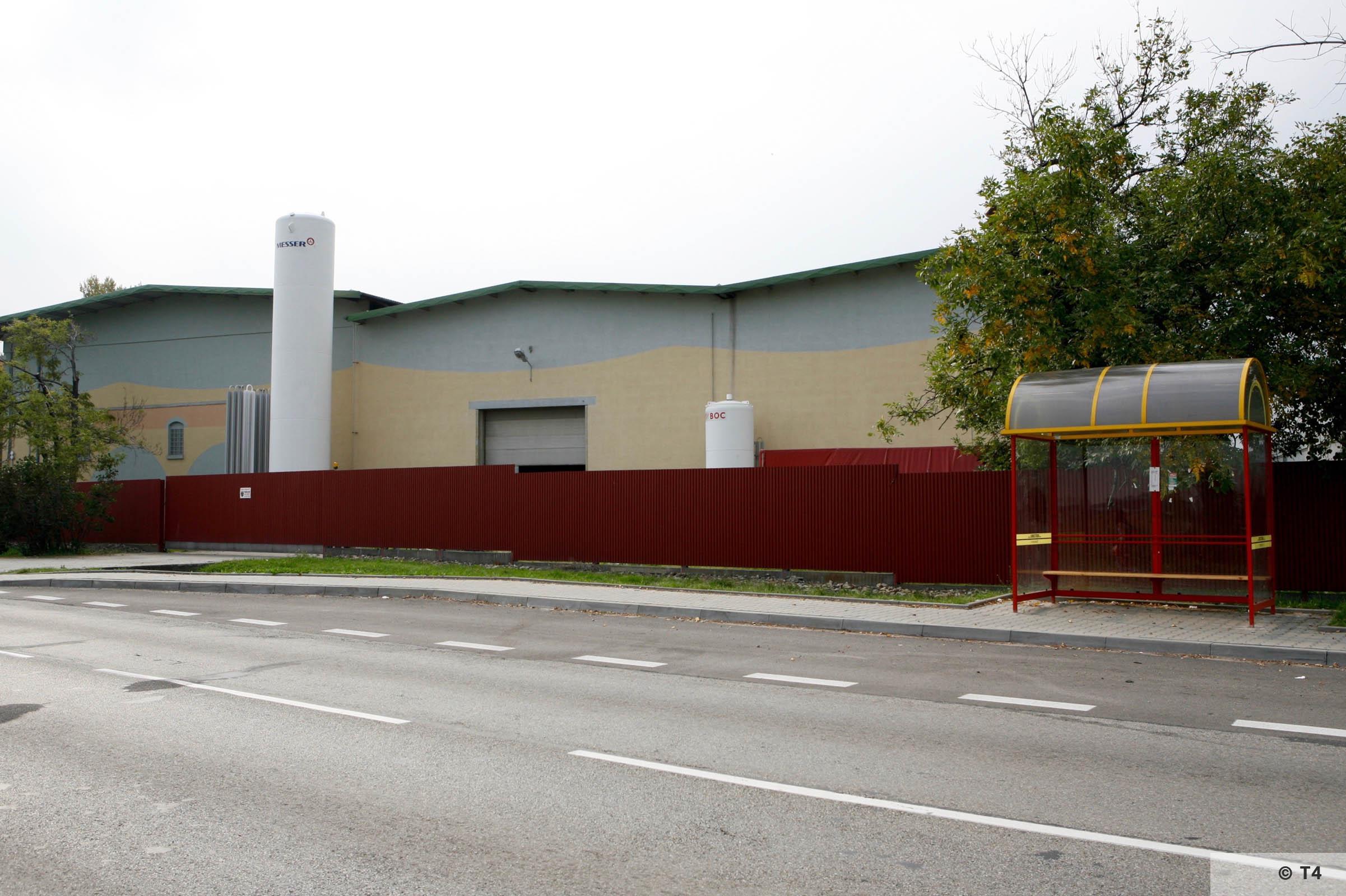 Bobrek factory. 2006 T4 1650