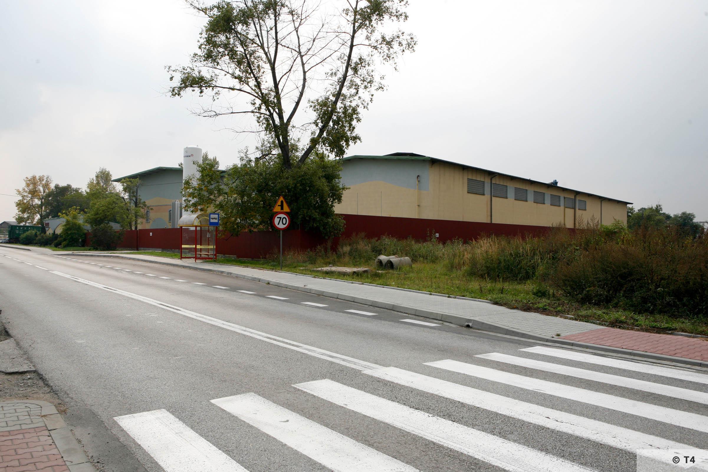 Bobrek factory. 2006 T4 1652