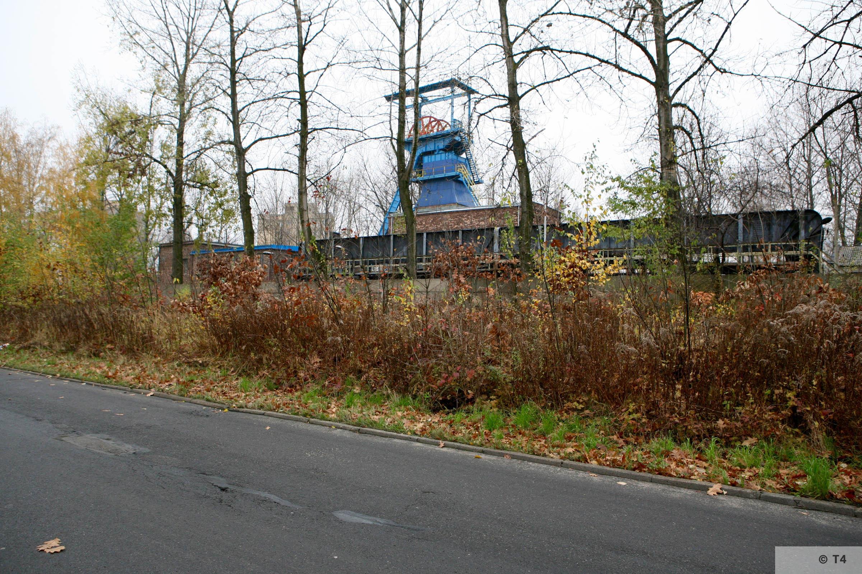 Brzeszcze mine. 2007 T4 3544