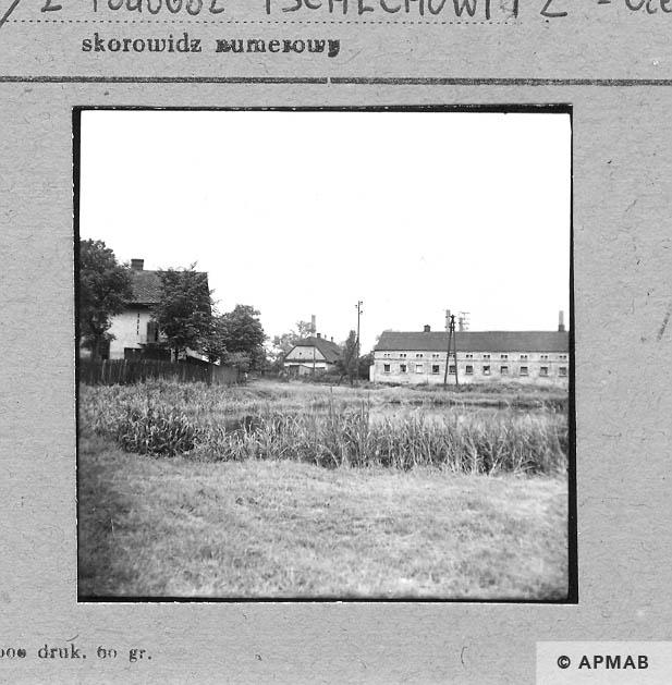 Building for prisoners. 1959 APMAB 6481
