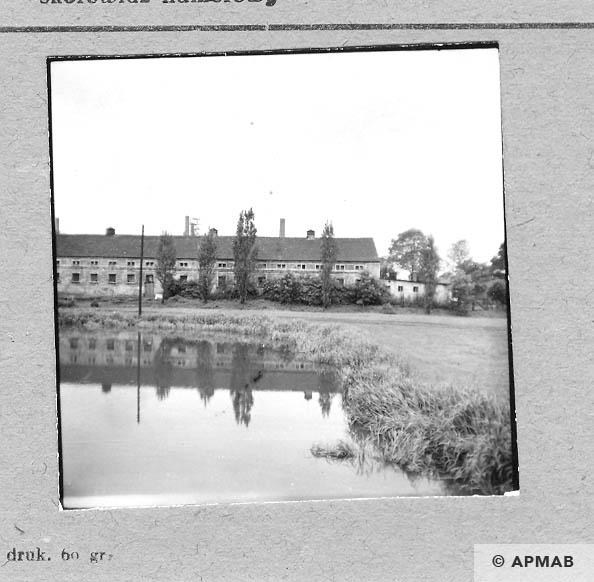 Building for prisoners. 1959 APMAB 6483
