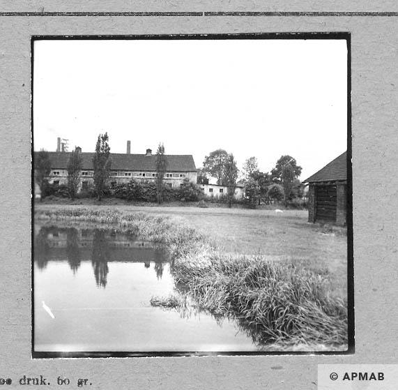 Building for prisoners. 1959 APMAB 6484
