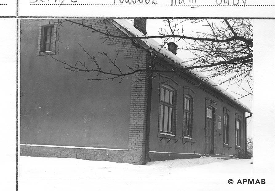 Building of penal comany forfemale prisoners. 1968 APMAB 14054