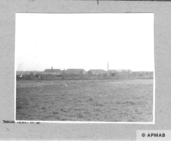 Buildings built by prisoners. 1962 APMAB 912