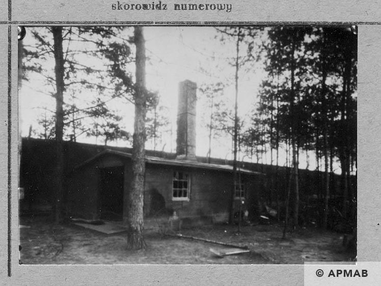 Crematorium. 1946 APMAB 10755