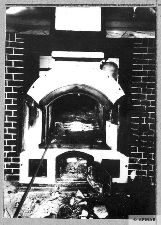 Crematorium. 1946 APMAB 10757
