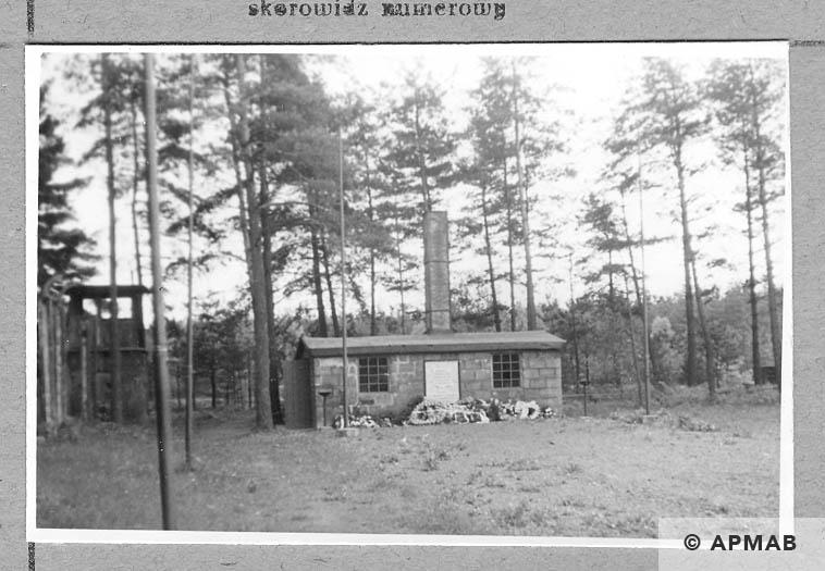 Crematorium. 1965 APMAB 8773