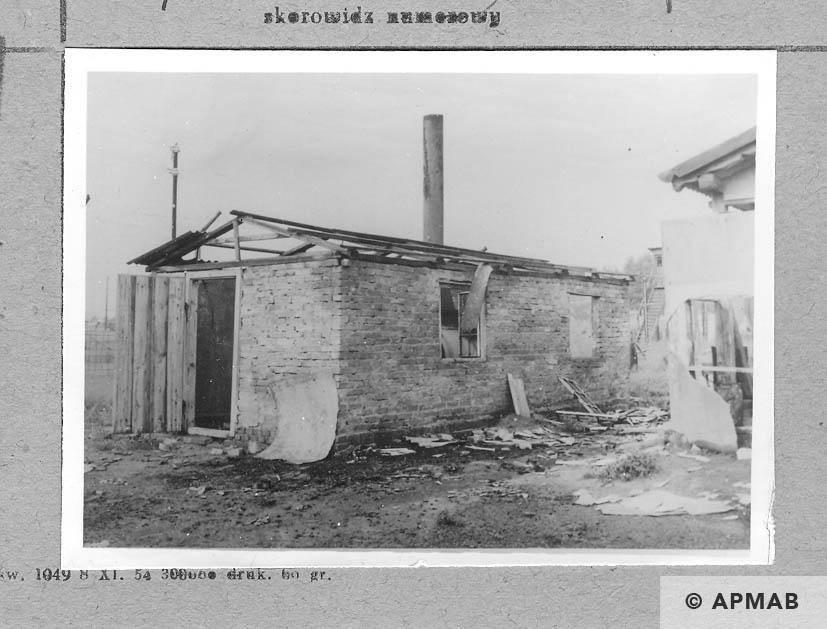 Crematorium. APMAB 6682