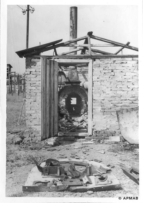 Crematorium. APMAB 6683