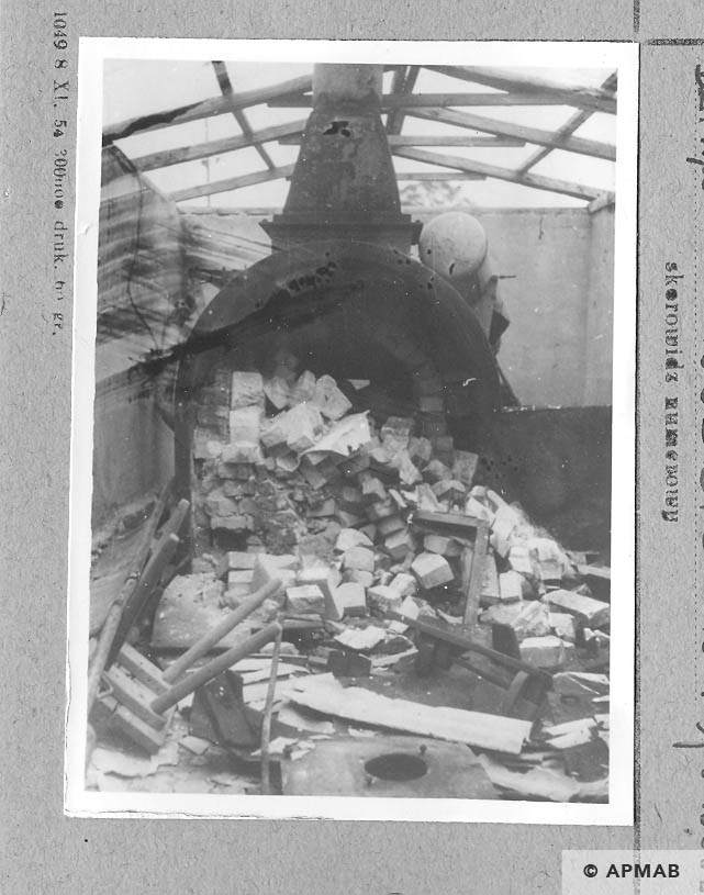 Crematorium. APMAB 6684