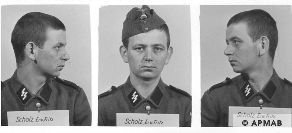 Erwin Fritz Scholz APMAB 1971