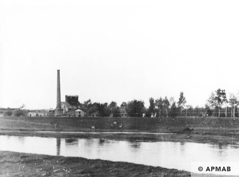 Fertilizer plant probably before the war. APMAB 95277