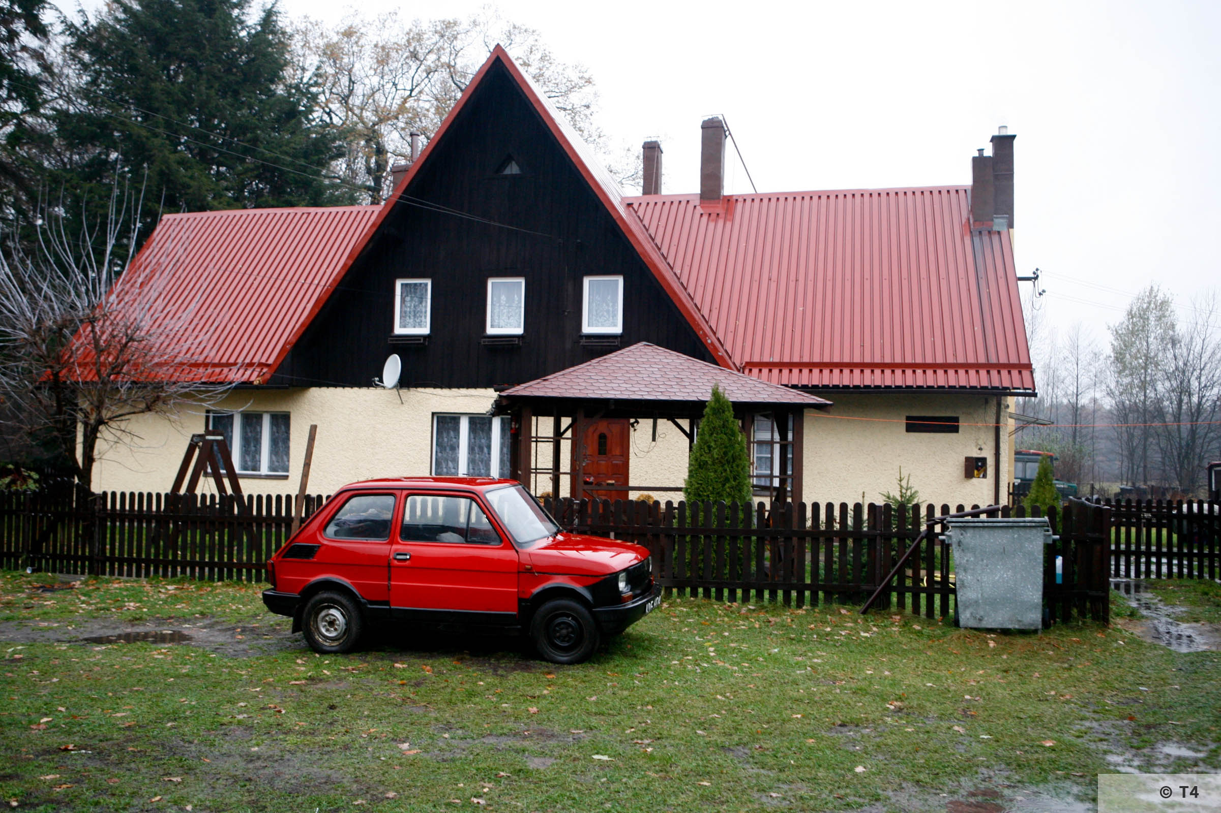 Forester's house. 2006 T4 4293