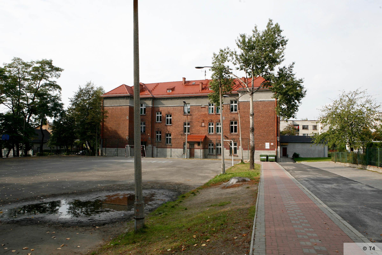 Former British prisoner of war camp in Jaworzno. T4 2915
