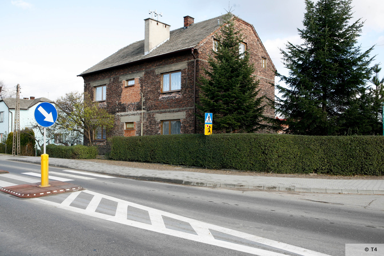Former Building of the Hygiene Institut der Waffen SS. 2006 T4 5027