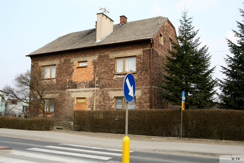 Former Building of the Hygiene Institut der Waffen SS. 2007 T4 3515
