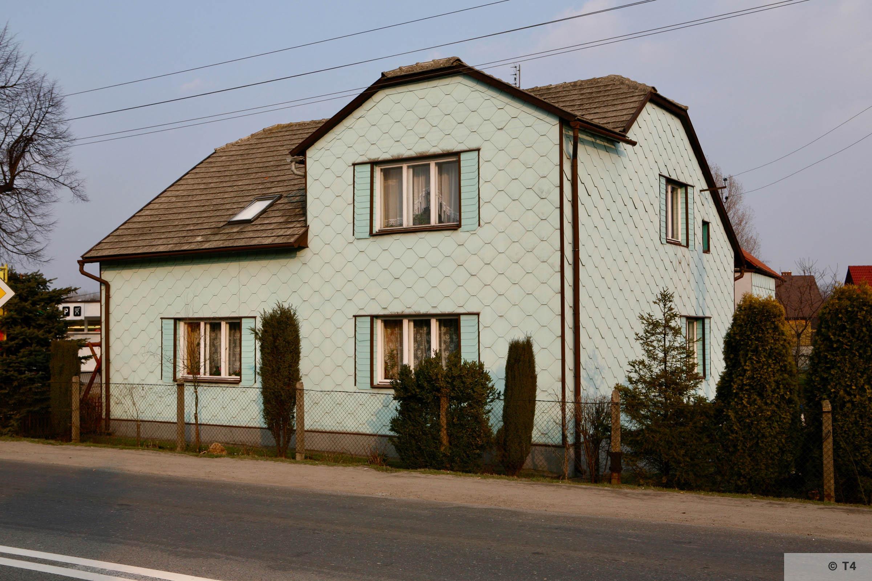 Former Building of the Hygiene Institut der Waffen SS. 2007 T4 3522