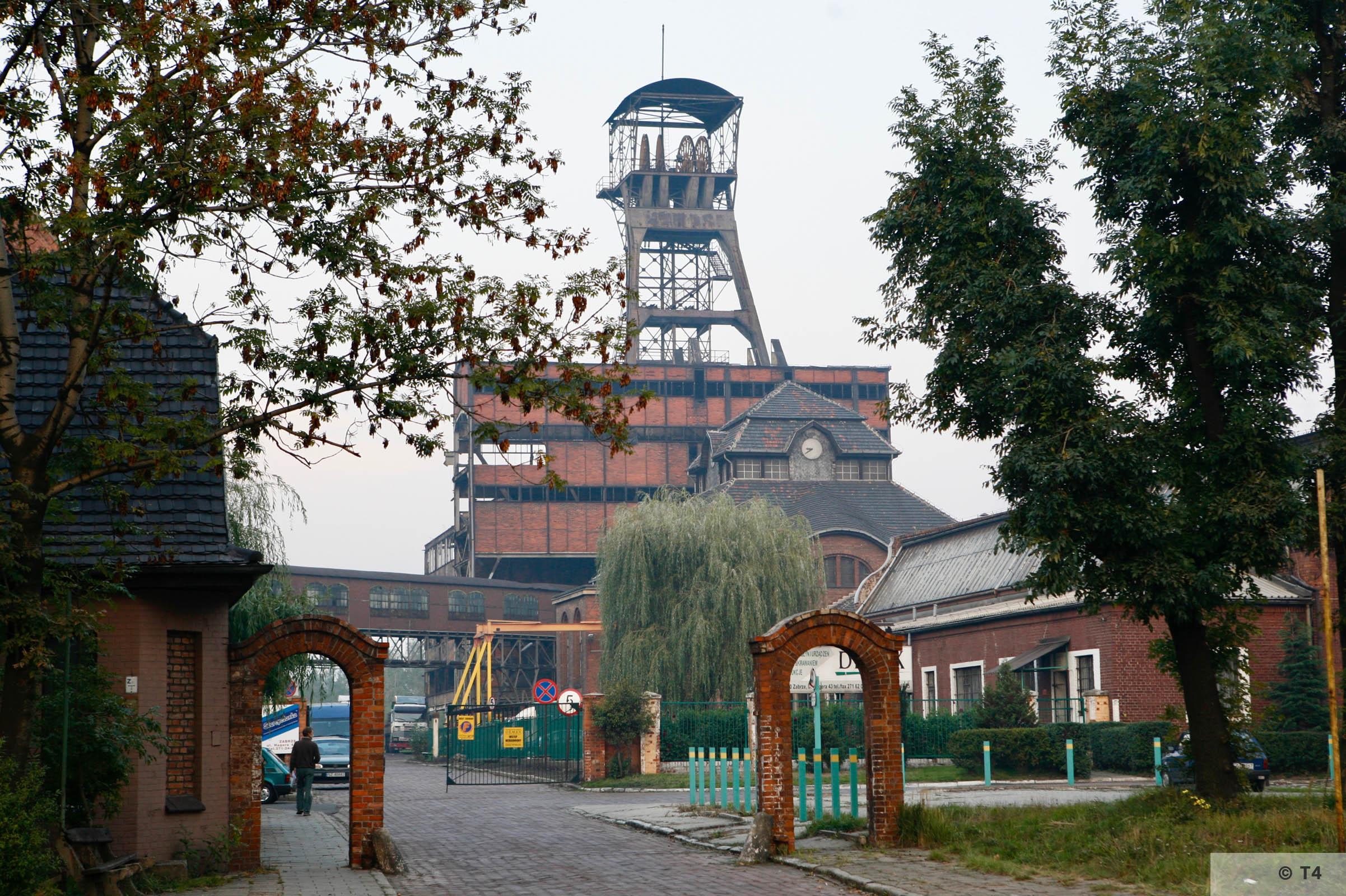 Former Concordia mine. 2006 T4 1574