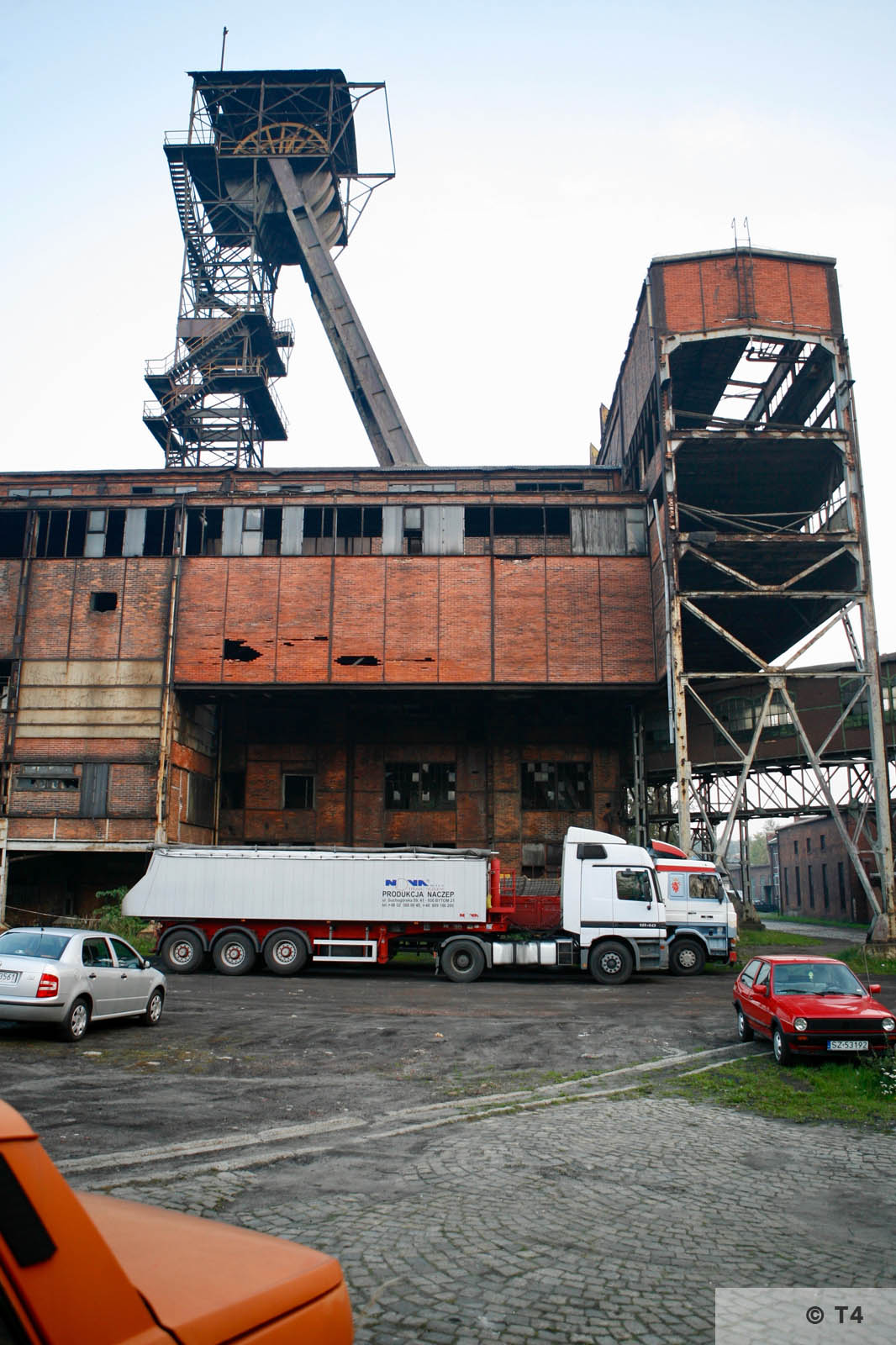Former Concordia mine. 2006 T4 1586
