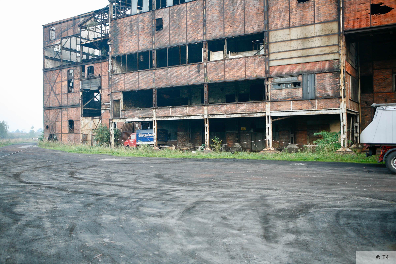 Former Concordia mine. 2006 T4 1588