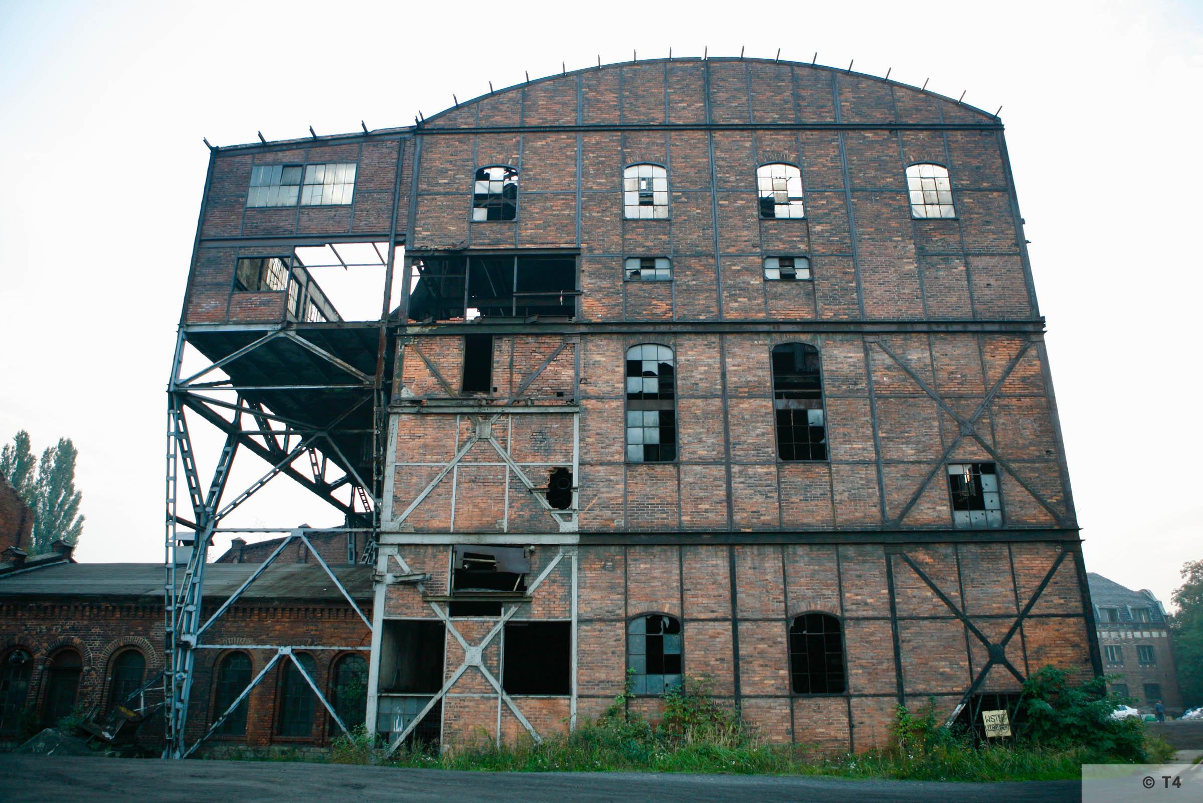 Former Concordia mine. 2006 T4 1589